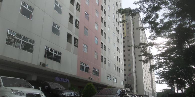 Apartemen Kalibata City di Kalibata, Jakarta Selatan.