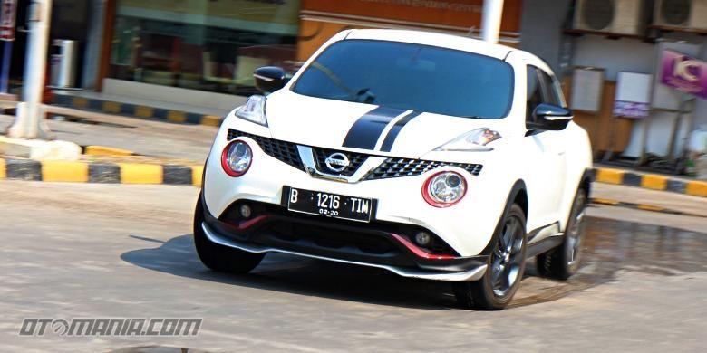 Nissan Juke Revolt