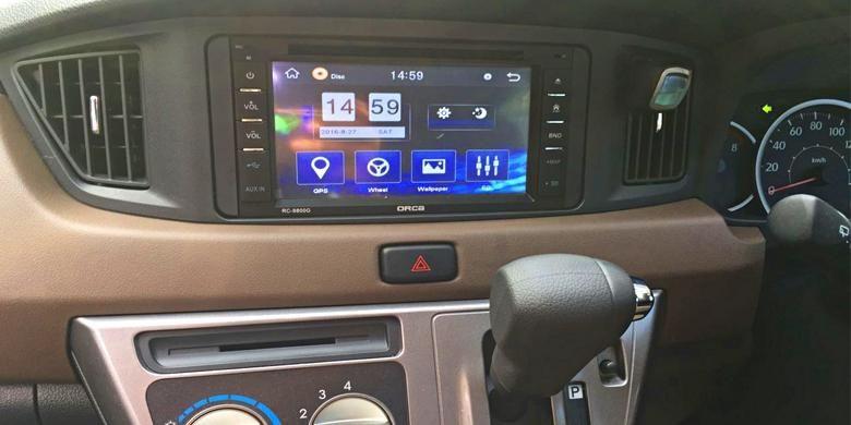 Dengar musik di mobil tidak dilarang
