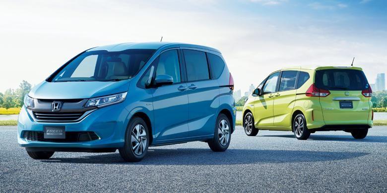 Honda Freed generasi kedua mulai dijual di pasar Jepang.