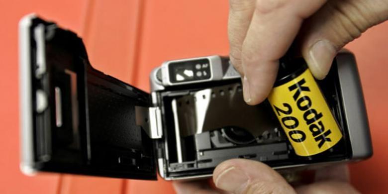 Kamera Roll Film Ngetren Lagi Foto 35mm Ramai Di Instagram Tanah