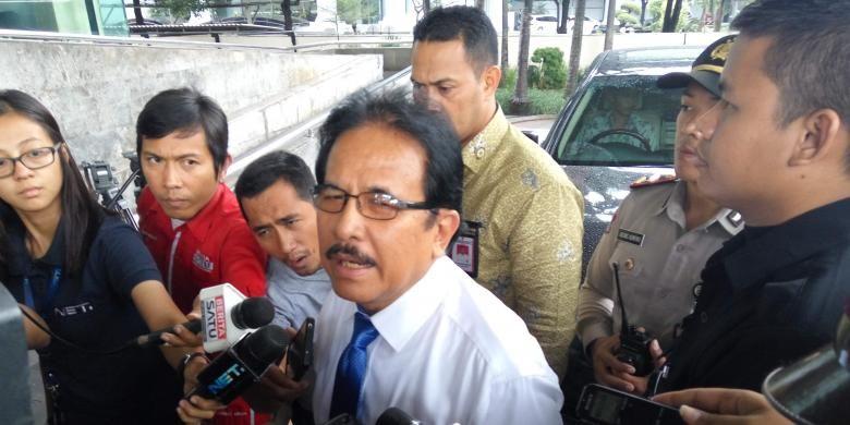 Menteri Agraria dan Tata Ruang Indonesia Sofyan Djalil.