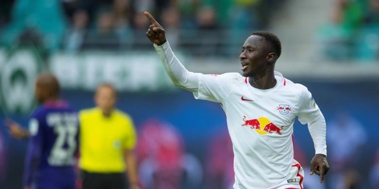 Leipzig Menegaskan tidak Akan Lepas Naby Keita ke Liverpool