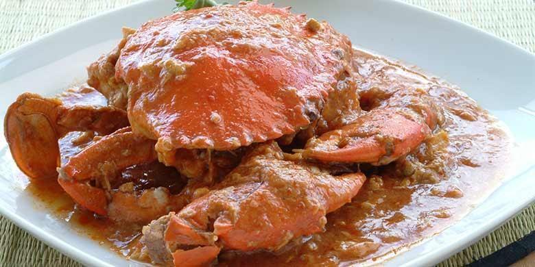 Menutup hari dengan sajian selezat Chili Crab akan membuat mimpi Anda semakin indah.