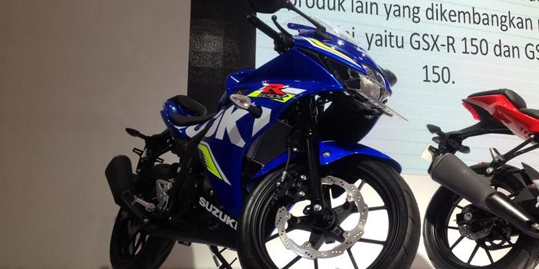 Peluncuran motor sport Suzuki