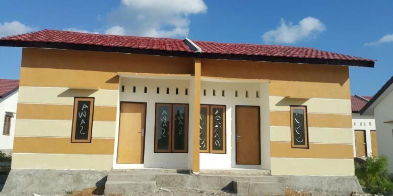 Perumahan untuk masyarakat berpenghasilan rendah (MBR), Gemstone Regency, yang dikembangkan oleh PT Charson Timorland Estate. Lokasinya berada di Ke   camatan Alak, Kota Kupang, Nusa Tenggara Timur.