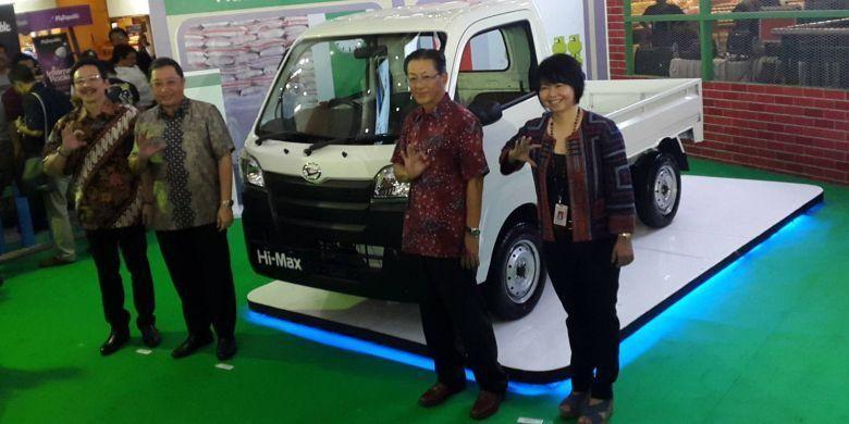 Daihatsu Hi-Max meluncur di Indonesia
