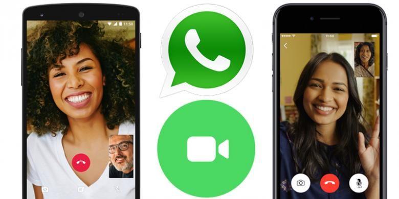 WhatsApp sudah kedatangan fitur video call, Rabu (16/11/2016)