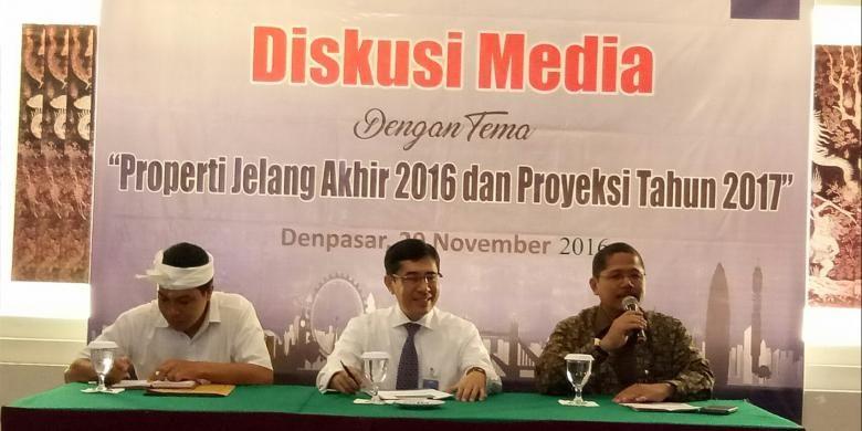 Kanan ke kiri : Kepala Perwakikan Bank Indonesia Provinsi Bali, Causa Iman Karana(CIK), Kepala Regional CEO Bank Mandiri Kanwil XI Bali- Nusa Tenggara, Maswar Purnama