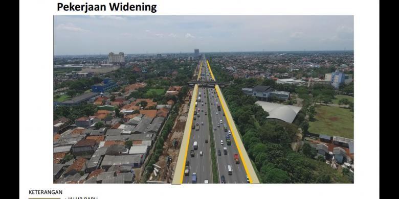 Jalan Tol Jakarta-Cikampek II Elevated