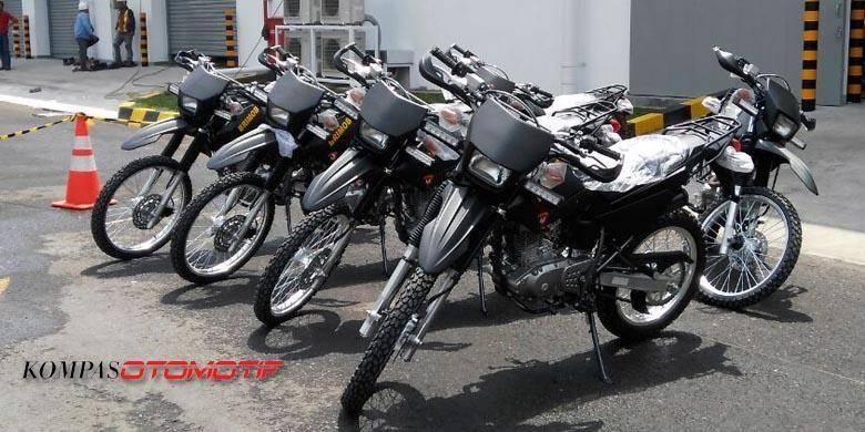 Suzuki DR 200 S.