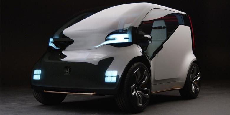 Mobil listrik otonom Honda