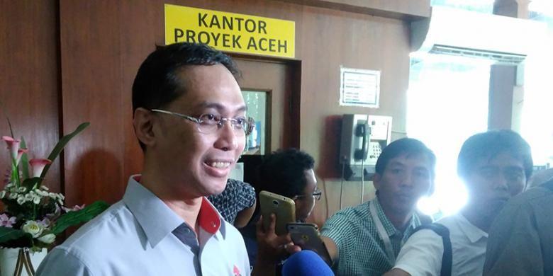 Direktur Utama Semen Indonesia, Rizkan Chandra.