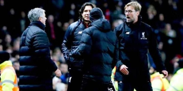 Sindir Belanja Liverpool, Mourinho Tantang Klopp Juara Liga Inggris