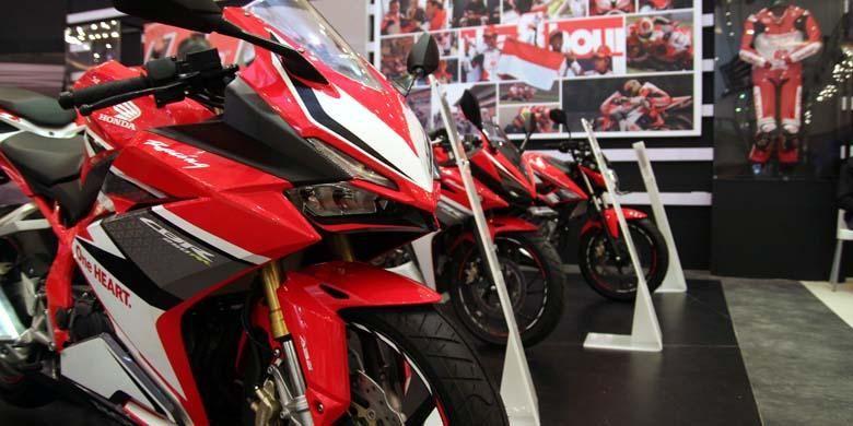Sepeda motor Honda merajai pada 2016.