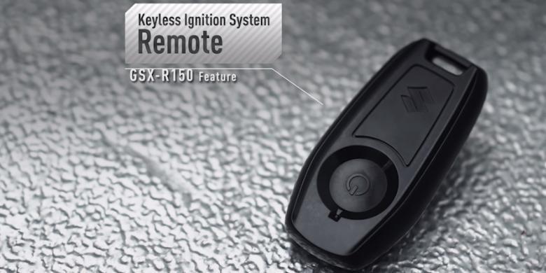 Remote Keyless Ignition