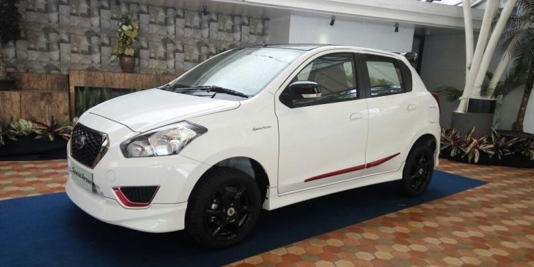 Datsun go Panca Special Version