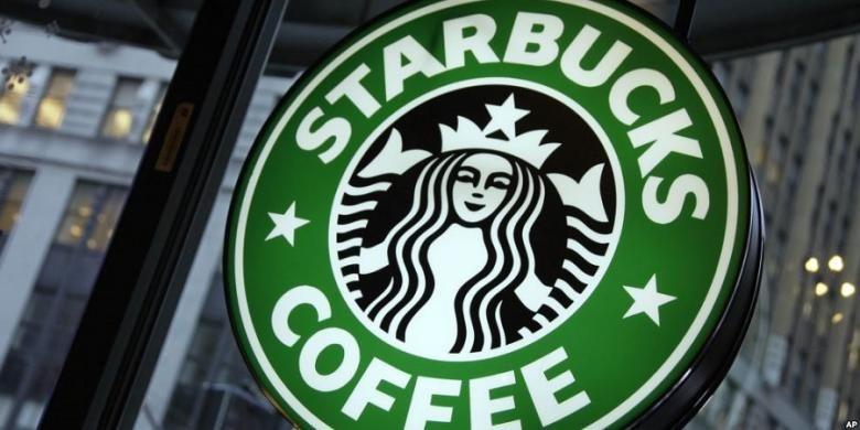 Salah satu gerai perusahaan kedai kopi waralaba Starbucks di New York (foto: ilustrasi).