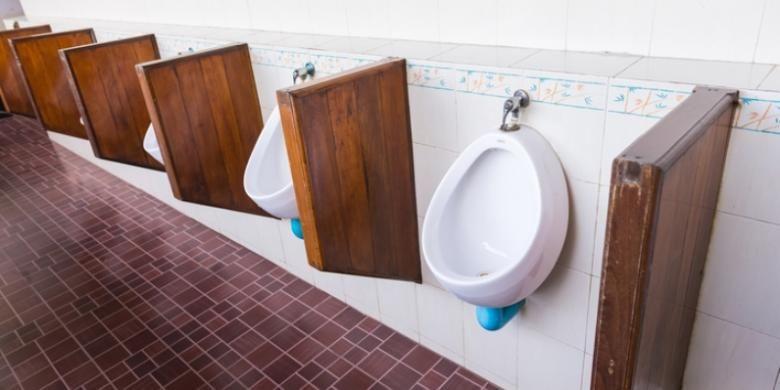 Ilustrasi toilet.