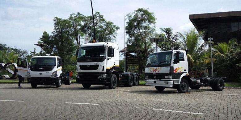 Tata Motors perkenalkan produk mereka kepada media