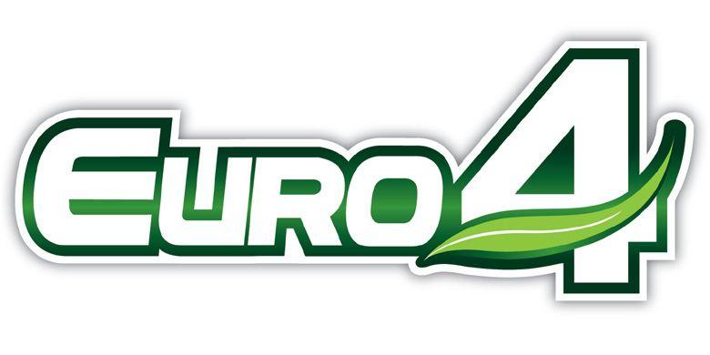 Standar emisi Euro 4.
