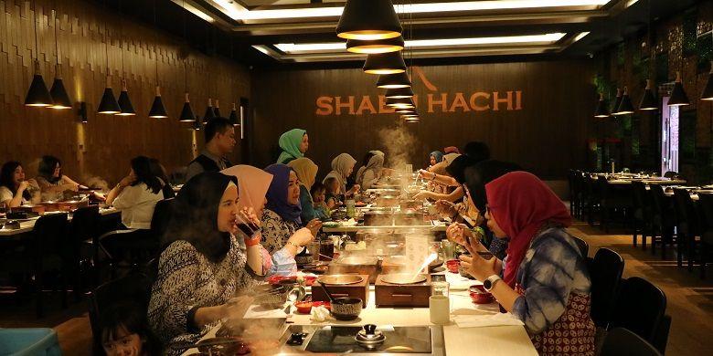 Tempat Baru Makan Shabu Shabu All You Can Eat Di Bogor Kompas Com