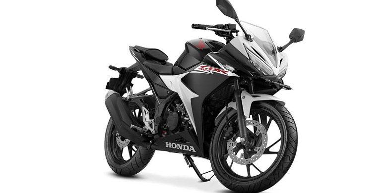 Honda CBR150R dengan warna baru