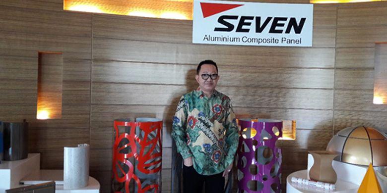 Hindarto Suharjo, Menuai Untung dari Bisnis Almunium