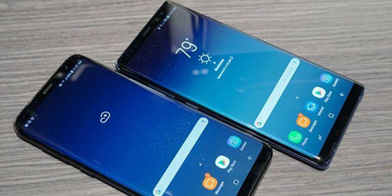 Purwarupa Galaxy Note 9 Sudah Bisa Dijajal Spesifikasinya Kompas Com