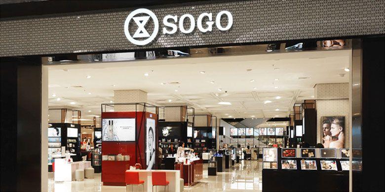 Hasil gambar untuk SOGO,SEIBU & Galeries Lafayette PEMILU