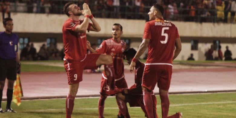 Final Piala Presiden 2018, Persija Vs Bali United Layak di ...