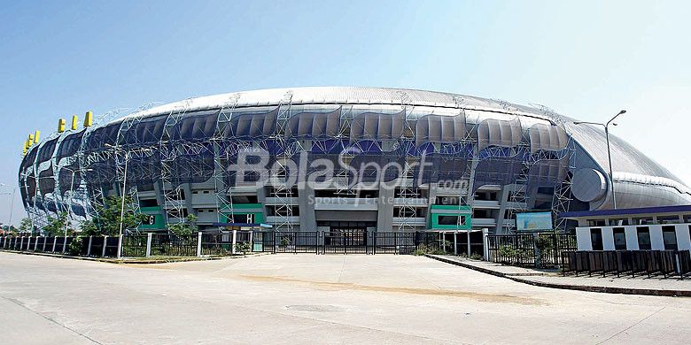 Stadion Gelora Bandung Lautan Api (GBLA).