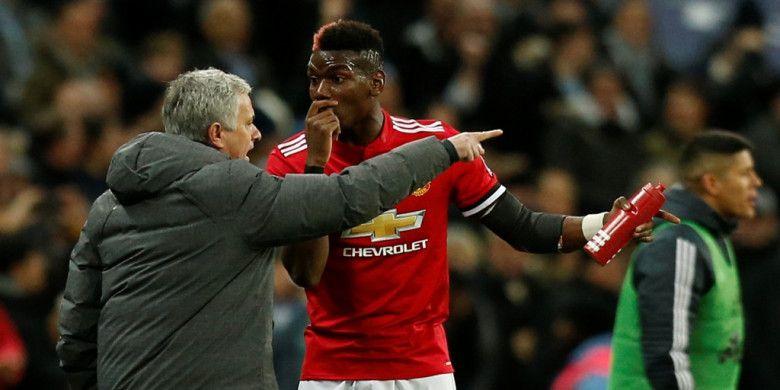 Paul Pogba Takut Mati Jika Bicarakan Masalah Jose Mourinho