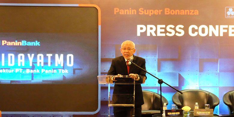 Presiden Direktur PaninBank Herwidayatmo menyatakan undian berhadiah masih menjadi daya tarik untuk masyarakat membuka tabungan.