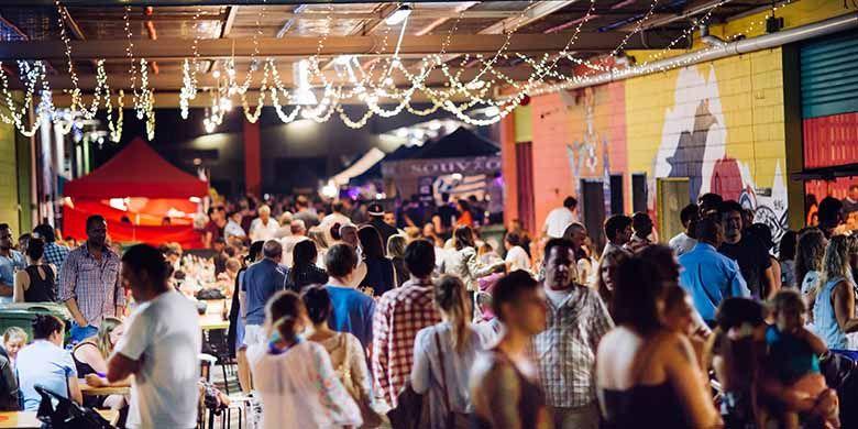 Miami Night Markets