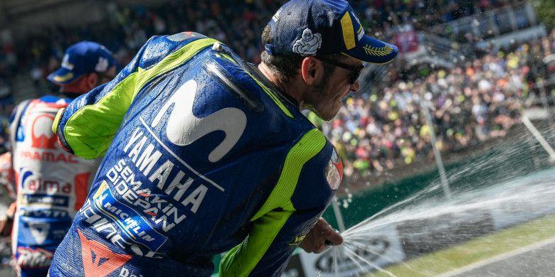MotoGP Prancis, Valentino Rossi Sempat Pesimistis