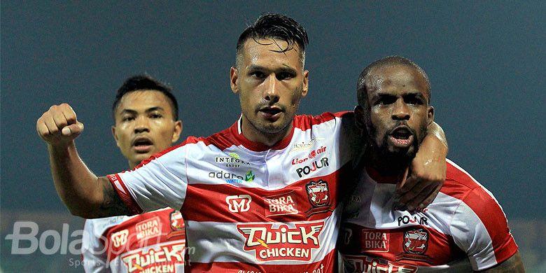 Resmi, Madura United Pinjamkan Maitimo Ke Persebaya Surabaya