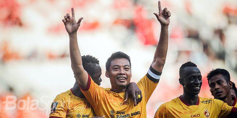 Sriwijaya FC Resmi Ditinggal Dua Pemain Andalan
