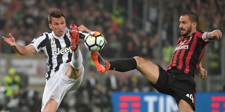 Direktur Umum AC Milan Akui Leonardo Bonucci Ingin Hengkang