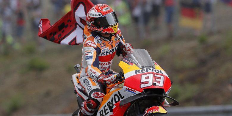 Marc Marquez Bertekad Akhiri Dominasi Ducati di Red Bull Ring