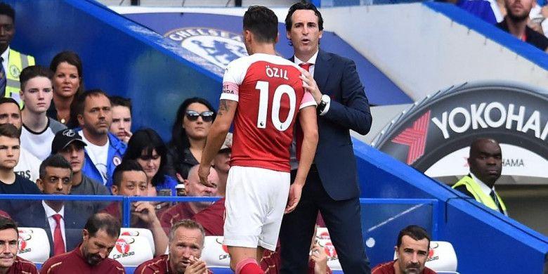 Usai Kalahkan Tottenham, Emery Ingin Arsenal Fokus Lawan Man United