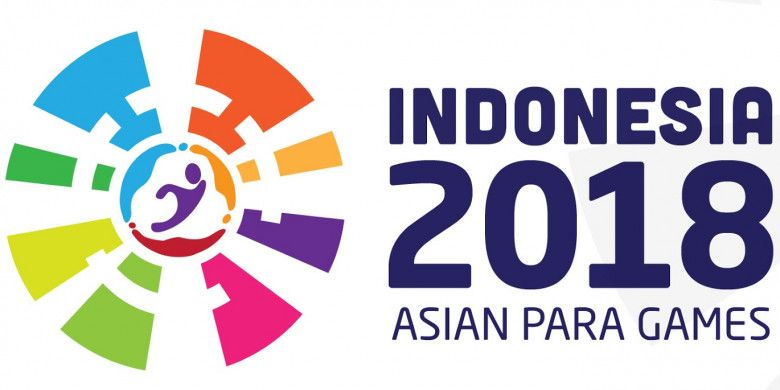 Logo Asian Para Games 2018.