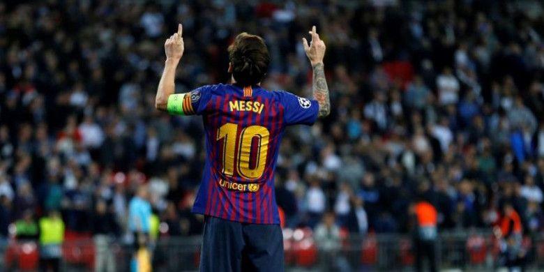 Valverde Heran Messi Tak Masuk Tiga Besar Ballon d'Or