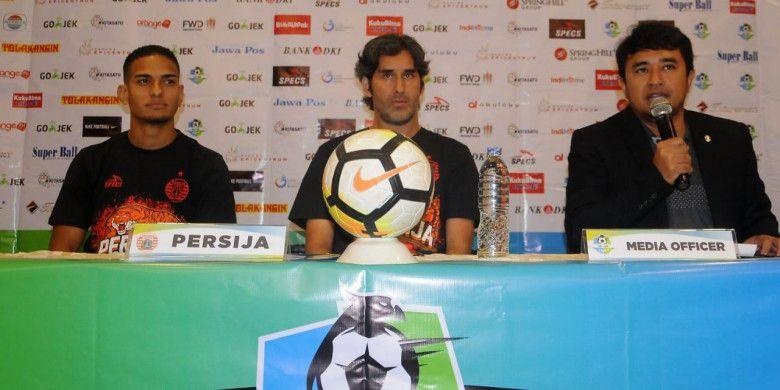 Bali United Vs Persija, Teco Bersyukur Macan Kemayoran Cetak Gol Cepat