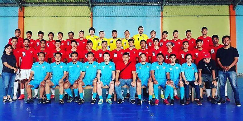 Jadwal Piala AFF Futsal 2018, Laga Timnas Indonesia Sore Ini