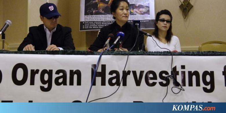 Tahanan China Diduga Dibunuh dan Organ Dalamnya Diperjualbelikan