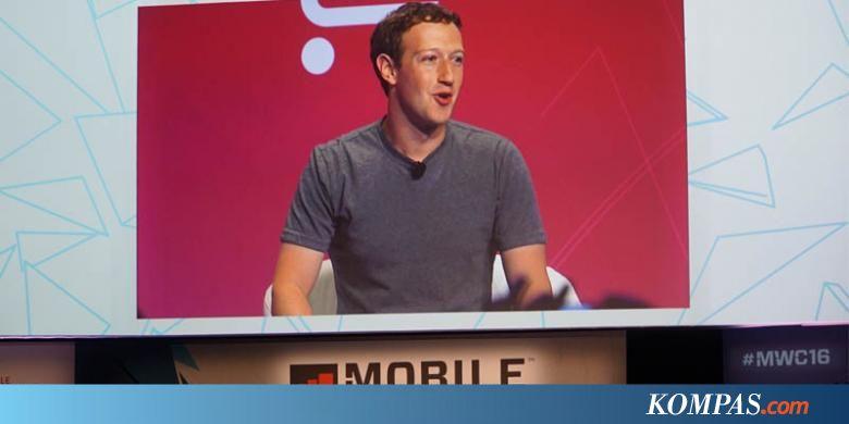 50 Juta Data Pengguna Facebook Bocor, Zuckerberg Janjikan Proteksi