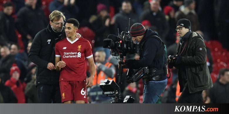 Belajar dari Kesalahan, Kunci Trent Tembus Tim Utama Liverpool - Kompas.com