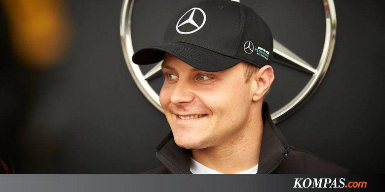 Harapan Valtteri Bottas pada Ajang F1 2018 - Kompas.com