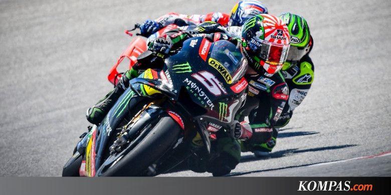 Kualifikasi MotoGP Perancis, Johann Zarco Raih Pole Position